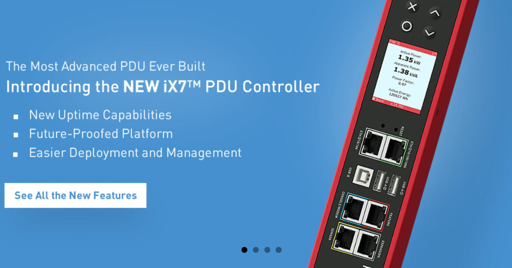 Worlds most powerful  PDU processor